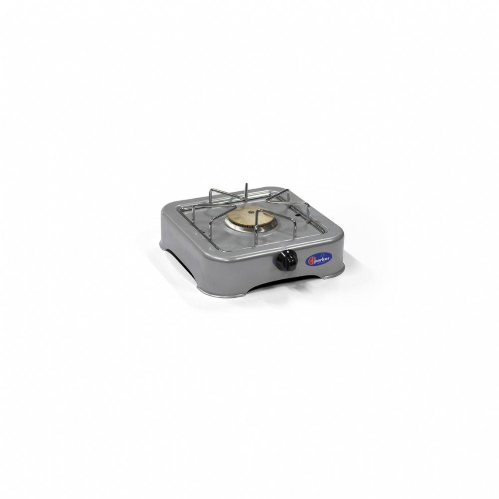 Fornello a gas a un fuoco mod. 5318G (50 mbar). Colore: Grigio