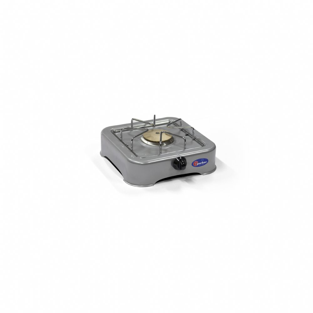 1 burner gas stove mod. 5318G  - Color: Grey