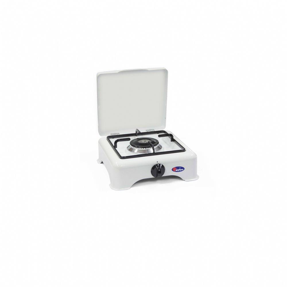 Fornello a gas a un fuoco per uso domestico mod. 5321 GP/C S (50 mbar)