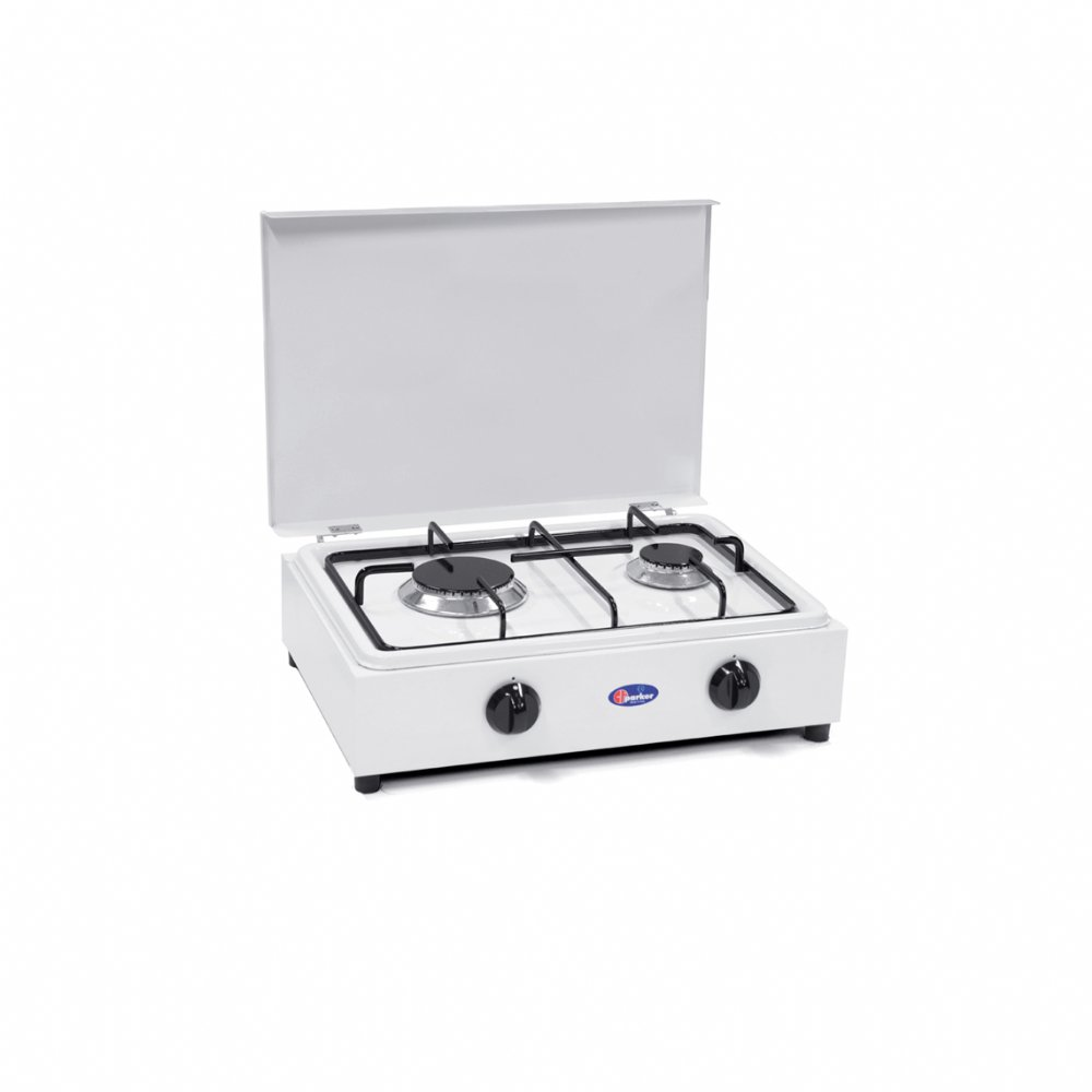 2 burners natural gas stove for indoor use mod. 200GPSm