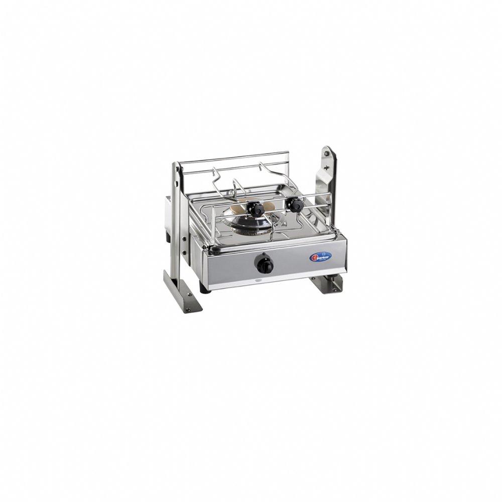 Fornello nautico in acciaio inox mod. FO100 NA